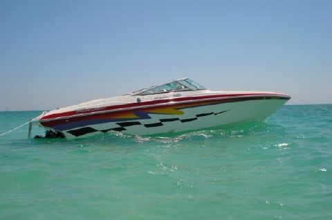 2002 Powerquest 280 Silencer - 2002 Powerquest 280