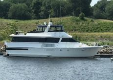 1989 Viking 63 Widebody Motor Yacht