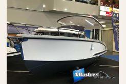 2018 Alfastreet Marine 23 Cabin Prestige Line Electric
