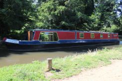 1991 Narrowboat 57' Pinder Boats Semi Trad