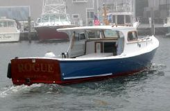 2007 Custom Smith Picnic Lobster Boat
