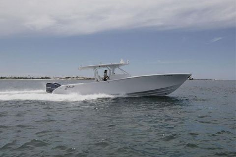 2015 Yellowfin 42 Offshore - 2015 42 Yellowfin No Name Profile