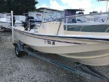 1997 Mckee Craft Offshore Fisherman