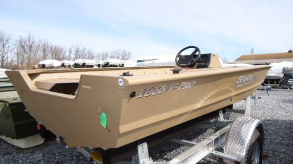 SeaArk 18' V-Pro