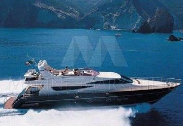 2003 Riva Super Opera 80