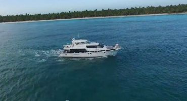 2001 Pacific Mariner 65 Pilothouse