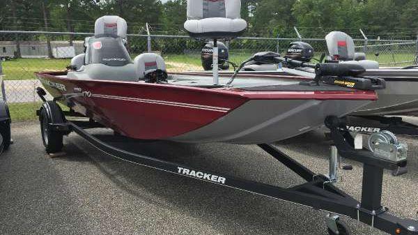 Tracker Pro 170