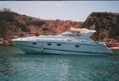 1994 Fairline Targa 38