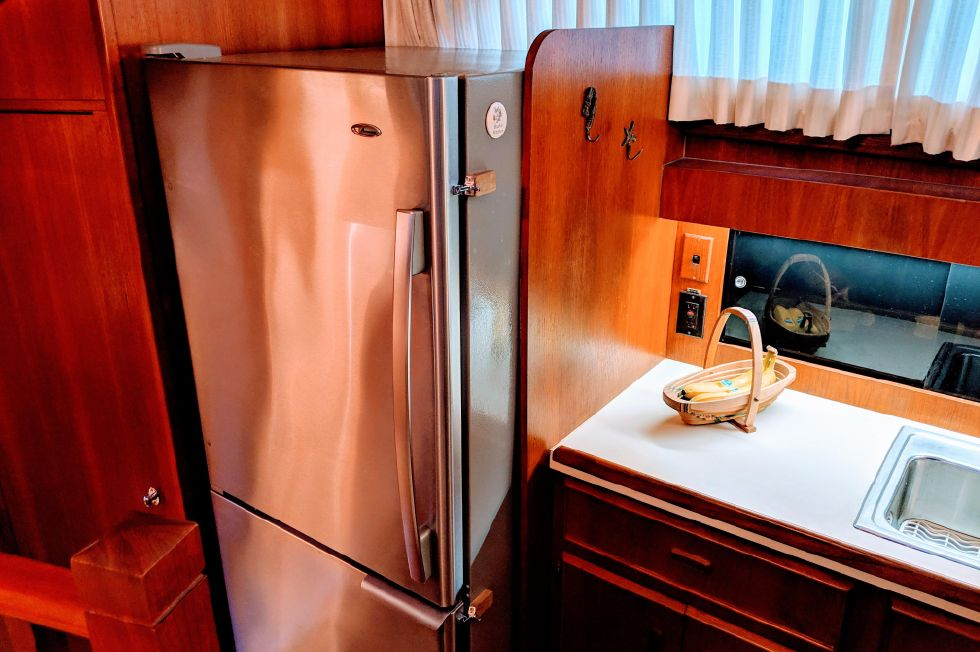 New Refrigerator/Freezer