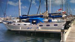 1973 Tyler Victory 40 Ketch