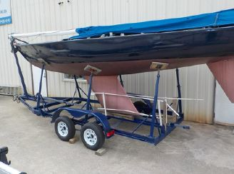 1970 27 Soling