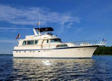 1985 Hatteras 53 Extended Deckhouse Motor Yacht