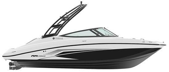 Yamaha Sport Boat AR 190 - main image
