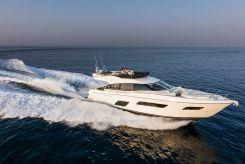 2020 Ferretti 550