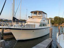 1986 Hatteras 43 Motor Yacht