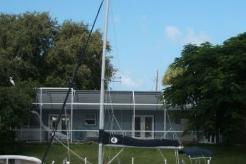 2005 Hunter 27 Shoal Draft - Photo 1