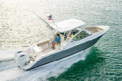 2021 Pursuit 266 Dual Console