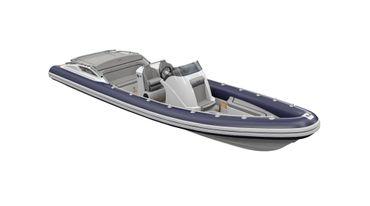 2021 Cobra Ribs Nautique Inboard 9m