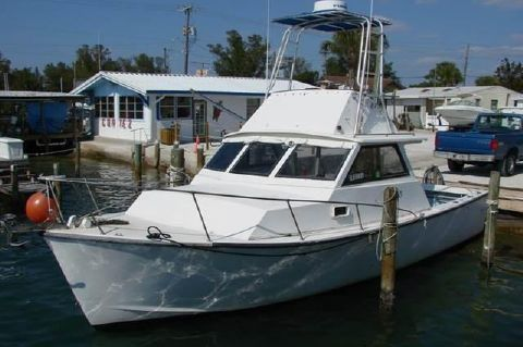1985 Morgan 31 Off Shore Fishing Cuddy - 1985 Morgan 31 Off Shore Fishing Cuddy