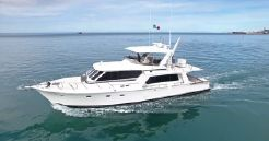 2000 Offshore Yachts Pilothouse