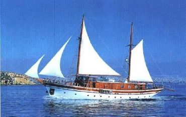 1992 Traditional Motor Sailer I