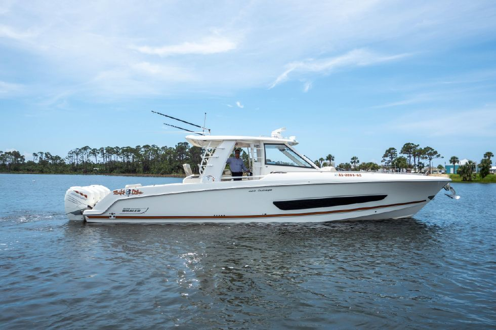 2018 Boston Whaler 420 Outrage 42 Boats for Sale - All