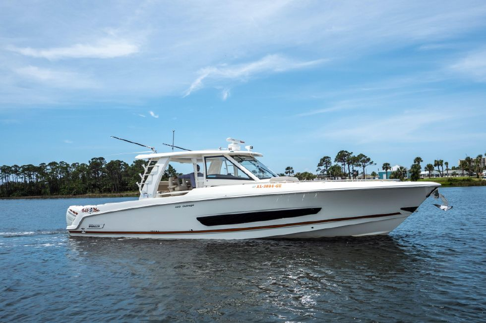 2018 Boston Whaler 420 Outrage 42 Boats for Sale - All Captains