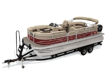 2019 Sun Tracker Party Barge 22 XP3