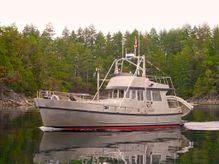 1986 Camano Marine 36 Camano Trawler