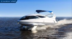 2020 Paritetboat New LOOKER 440S