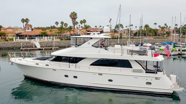 Ocean Alexander 74 Motoryacht / LLC OWNED Coconut