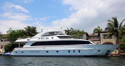 2009 Hargrave Raised Pilothouse