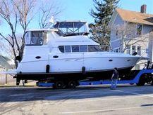 2000 Silverton 422 Motor Yacht
