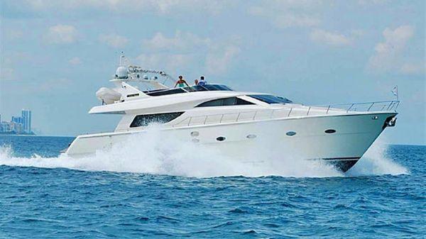Uniesse  70' Uniesse Motor Yacht FOOLISH PLEASURE