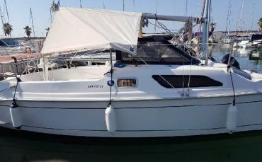 2008 Hunter Legend 25