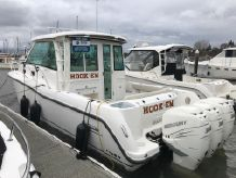 2017 Boston Whaler 345 Conquest Pilothouse