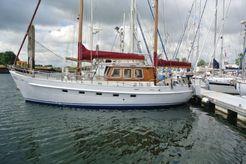 1995 De Vries Lentsch Motor sailer or Motorsailer
