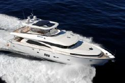 2021 Johnson 80 Motoryacht