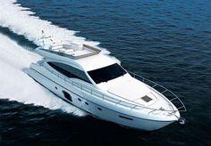 2011 Ferretti Yachts 590