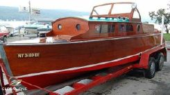 1929 Chris-Craft 22 Cadet Cabin Cruiser