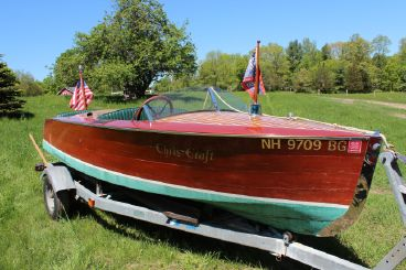 1933 Chris-Craft Special Runabout