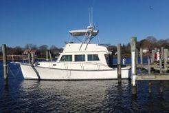 1991 Downeast MDI 38 Flybridge Lobster Boat