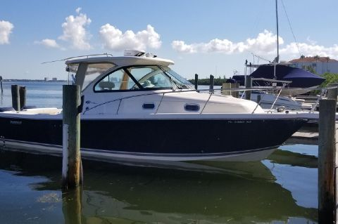 2009 Pursuit 315 Offshore - Pursuit 315 Offshore Exterior