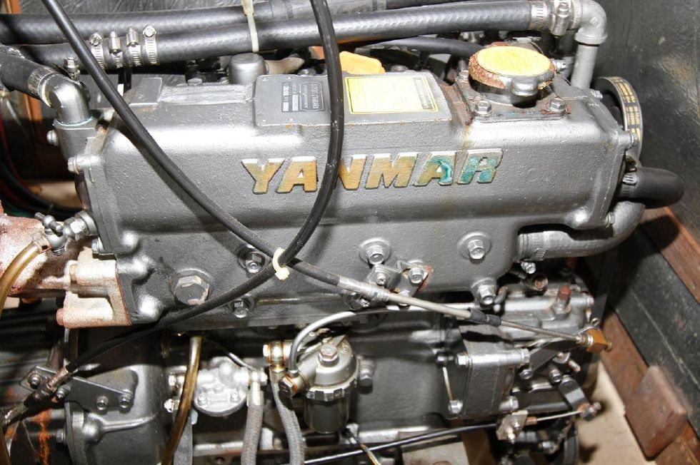 Island Packet 35 Yanmar