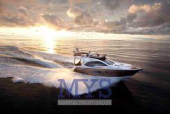 2021 Sessa Marine Fly 47