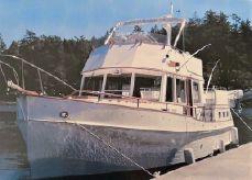 1982 Grand Banks 42 Motoryacht