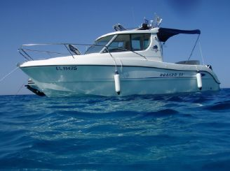 2004 Sessa Marine Dorado 22