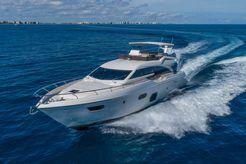2014 Ferretti Yachts 690