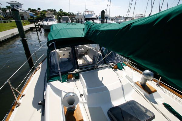 New bimini, dodger and sail cover