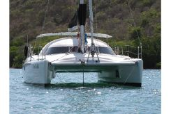 1992 Fountaine Pajot Antigua 37